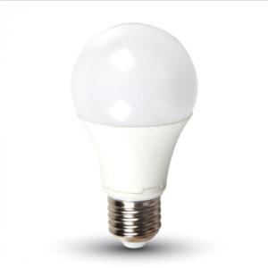Λάμπα LED E27 A58 Samsung Chip SMD 9W Θερμό λευκό 3000K