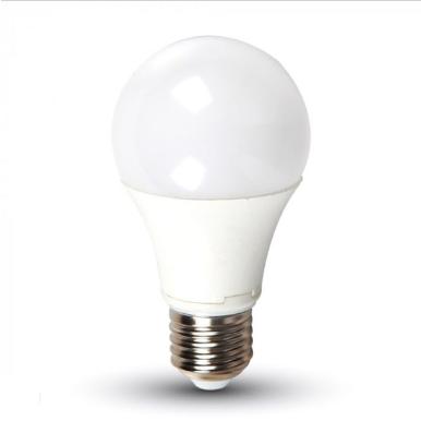 Λάμπα LED E27 A58 Samsung Chip SMD 9W Φυσικό λευκό 4000K