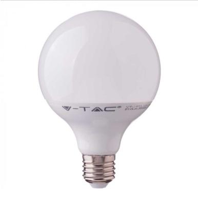 Λάμπα LED E27 G120 Samsung Chip SMD 17W Θερμό λευκό 3000K
