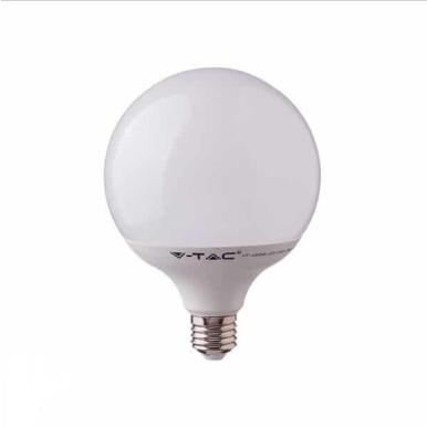 Λάμπα LED E27 G120 Samsung Chip SMD 22W Λευκό 6400K (120LM/WATT)