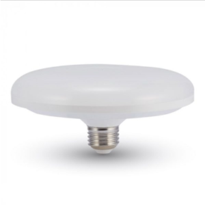 Λάμπα LED E27 UFO F200 Samsung Chip SMD 24W Θερμό λευκό 3000K