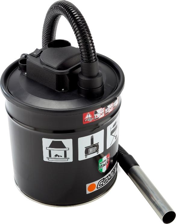 Ηλεκτρική Σκούπα για Στάχτη CA 18 S