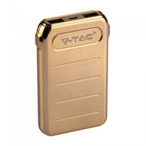 POWER BANK 10000mAh – Χρυσό