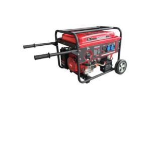 Τροχήλατη Βενζινοκίνητη Ηλεκτρογεννήτρια ΗΖΒ 6500 Ε