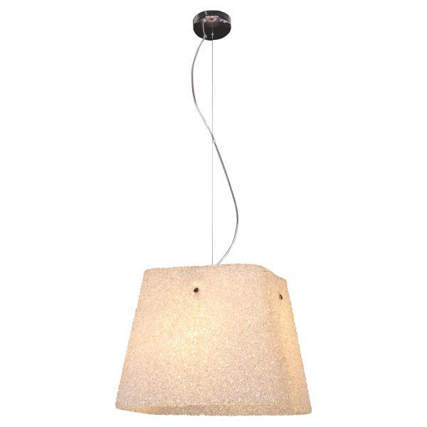 Φωτιστικό Οροφής Μονόφωτο Κρυσταλιζέ Ε27 40