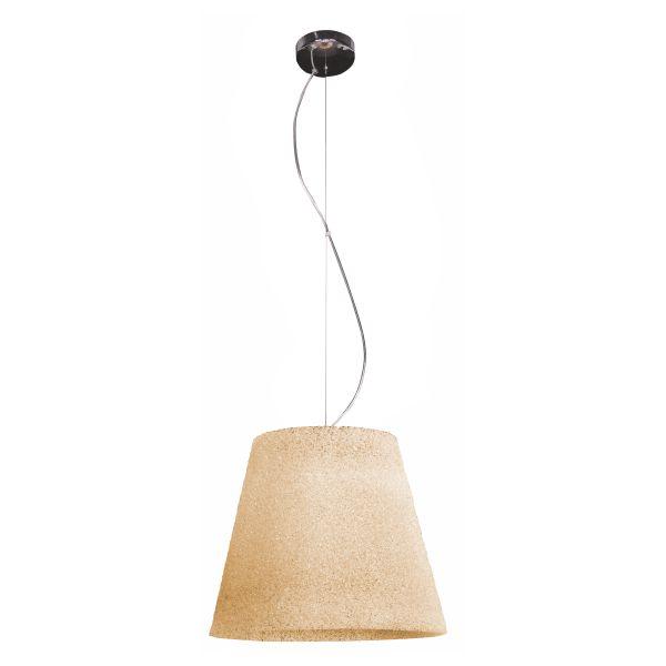 Φωτιστικό Οροφής Μονόφωτο Κρυσταλιζέ Καμπάνα Ε27 41