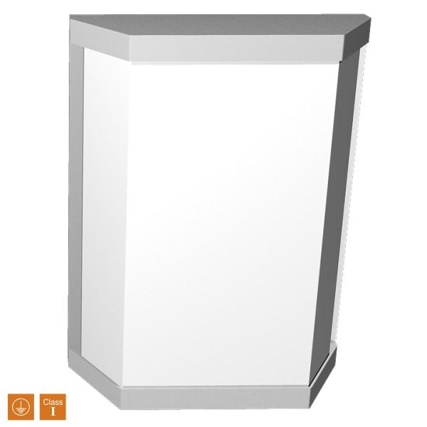 Επιτοίχια απλίκα από αλουμίνιο  τραπέζια μεγάλη E27