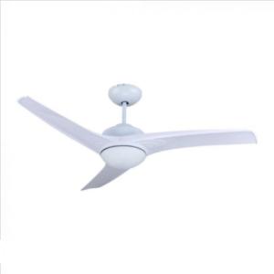 Ανεμιστήρας οροφής LED 35W λευκό σώμα 3 πτερυγίων με ρύθμιση μέσω RF control
